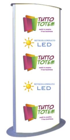 V PR LED