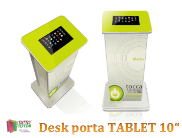 Desk Tablet