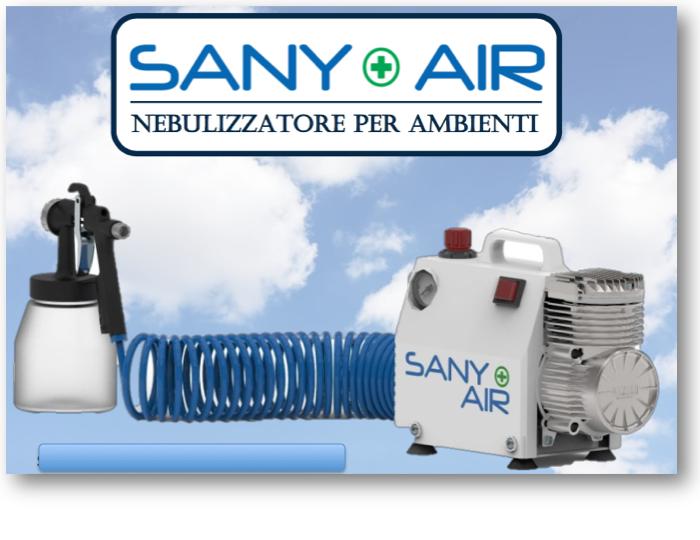 Sany+Air GE